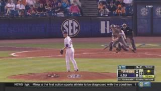 HIGHLIGHTS: SEC Baseball Tournament (UT vs. LSU - 5.24.16)