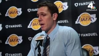 Lakers: DAngelo Russell and Jordan Clarkson Starting Together