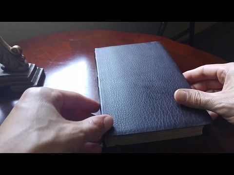 Holman NKJV Large Print Personal Size Bible in Genuine Cowhide