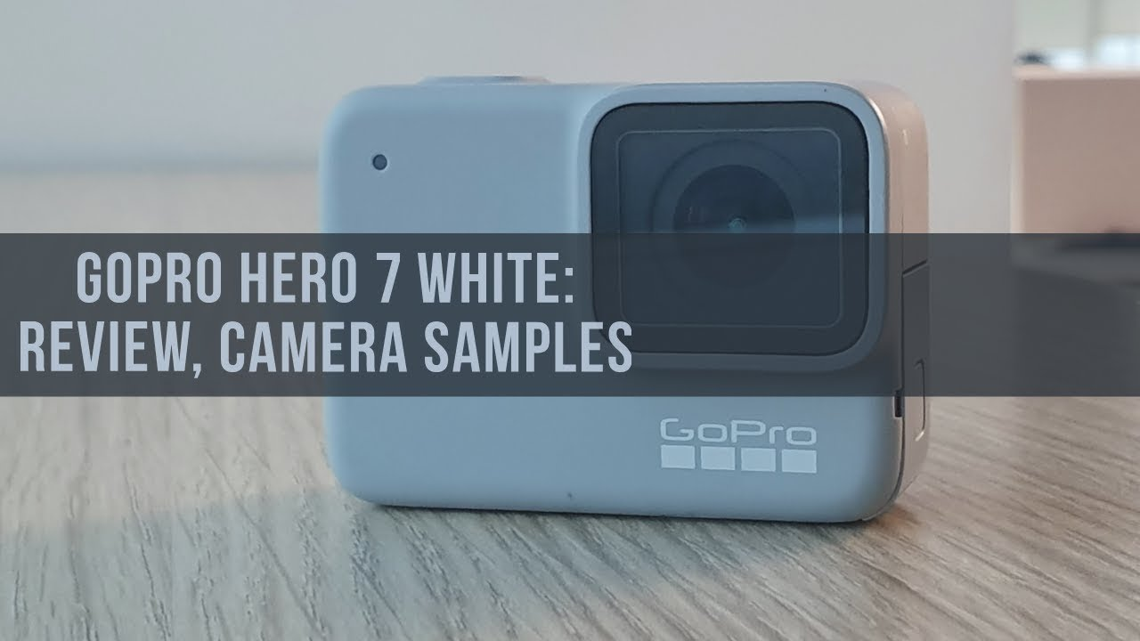 GoPro Hero 7 White Review | Action Camera