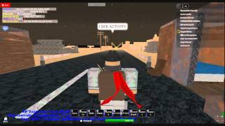 ROBLOX the end of the world pt.1 russian assult