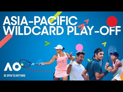 Asia-Pacific Wildcard Play-off 2019 Day 5 Centre Court