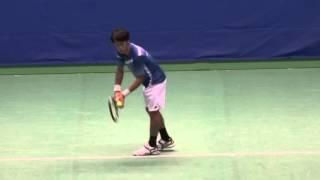 Yuichi Sugita (JPN) #1 Tennis Japan League 2016