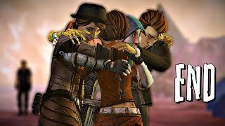 Tales from the Borderlands: Episode 5 - Ending (The Vault of the Traveler / Review)