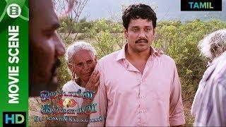 Truck meets with an accident   Oru Kidayin Karunai Manu   Movie Scene   Vidharth, Raveena