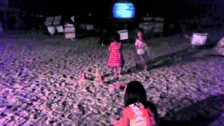 シネマキャラバン生口島南小学校2013