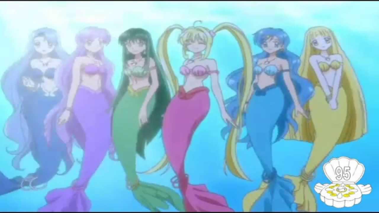 sigla mermaid melody principessa sirena