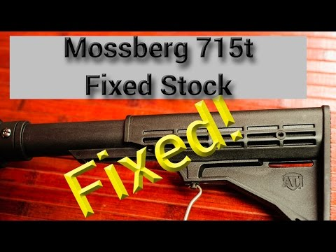 Repeat mossberg 715t/702 trigger assembly by Jerry Stephens - You2Repeat