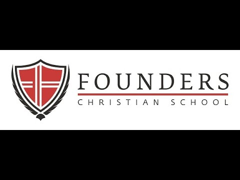 Founders Christian School End of the Year Chapel - 2019-2020