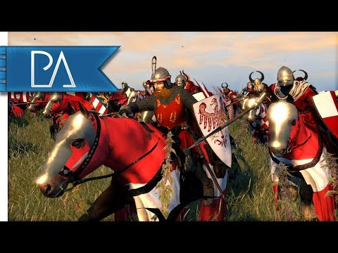 Battle on the Marchfeld (1278AD) - Medieval Kingdoms Total War 1212AD Mod Gameplay