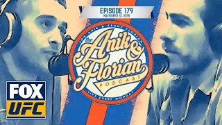 UFC Denver recap, Daniel Cormier, UFC Bueno Aires preview | EPISODE 179 | ANIK AND FLORIAN PODCAST
