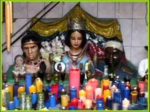 homenaje a la Reina Maria Lionza