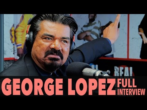 """George Lopez's Thoughts on Donald Trump, Dating, """"Lopez"""" Show, And More! (Full Interview) 