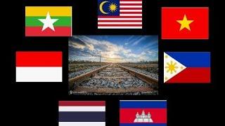 Long distance train in ASEAN รถไฟทางไกลในอาเซียน