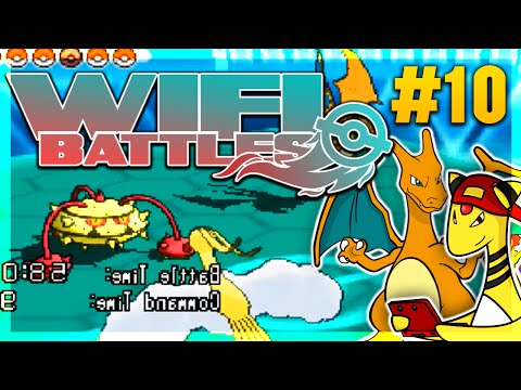 Pokemon Omega Ruby & Alpha Sapphire LIVE Wi-Fi Battles VS Subs #10 w/JasonPlaysPokemon