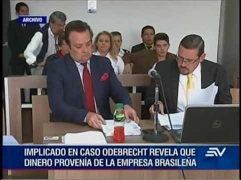 Procesado en caso Odebrecht revela que dinero depositado en sus offshore provenía de constructora