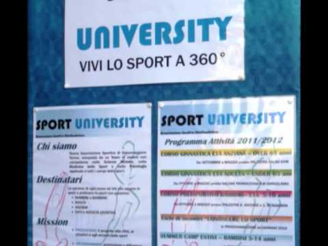 Sport University – Video ufficiale