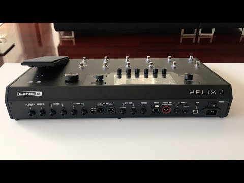 5 Things I Love About The Line 6 Helix LT