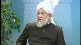 Liqa Ma'al Arab 3rd April 1997 Question/Answer English/Arabic Islam Ahmadiyya