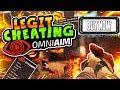 CSGO : LEgit HAcking with Omniaim | 1080p