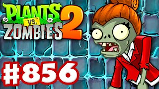 ZCorp Consultant! New Zombie! - Plants vs. Zombies 2 - Gameplay Walkthrough Part 856