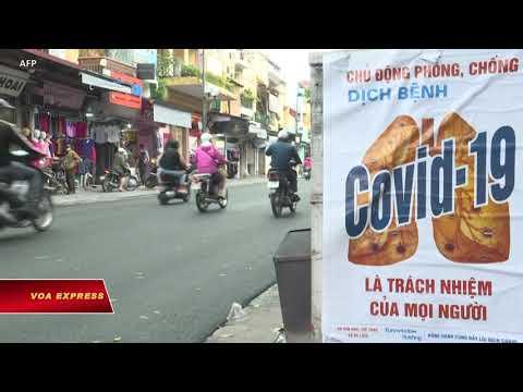 Đề phòng COVID, Việt Nam không 'mở cửa ào ạt' (VOA)