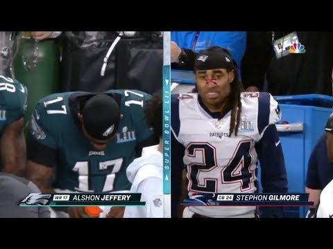 Alshon Jeffery vs Stephon Gilmore (Super Bowl LII) | WR vs CB Highlights
