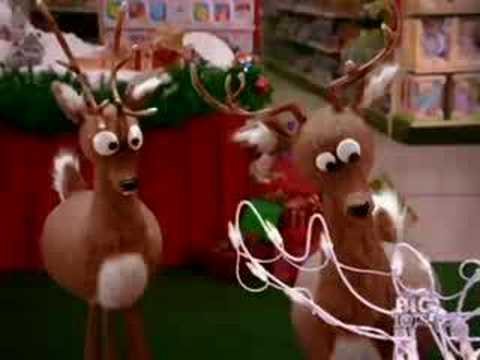 big lots north pole commercial 3 - Big Lots Christmas Commercial