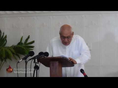 Former Head of State, Tui Atua Tupua Tamasese Efi's Press Conference