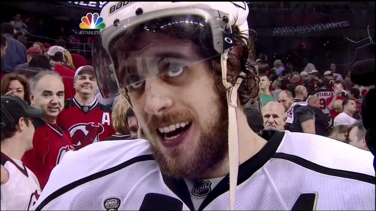 Anze Kopitar Stanley Cup