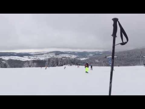 Rokytnice Nad Jizerou Tsjechië (Czech Republic) 2015 -GOPRO Full HD Winter Sport