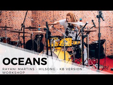 Workshop Rayani Martins - (Oceans) - Hillsong - KB Version
