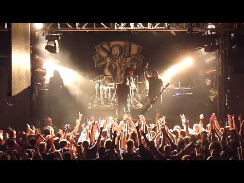 SOiL Halo Live in [HD] @ Electric Ballroom London 2012