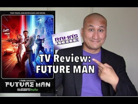 My Review of Hulu's New Series, 'FUTURE MAN'   Fun, Action-Packed, and Hilarious!