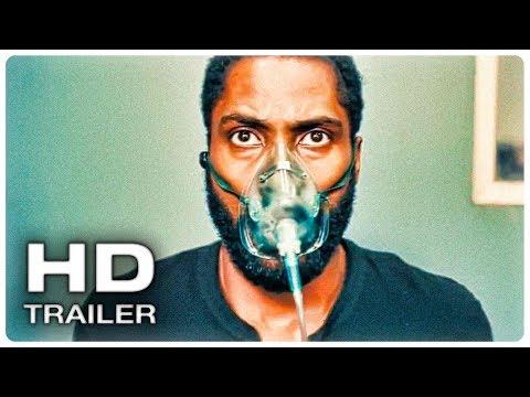 ДОВОД Русский Трейлер #1 (2020) Кристофер Нолан Action Movie HD