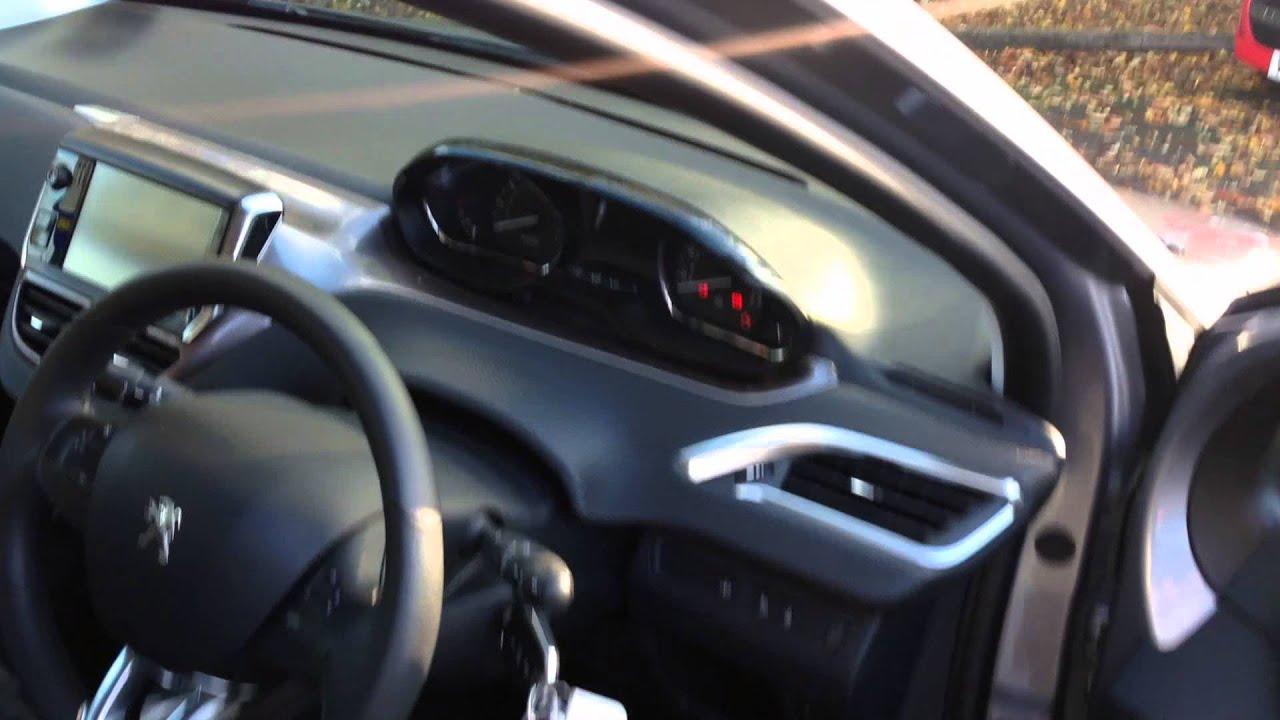 2013 Peugeot 2008 Crossover 1 2 Vti 82bhp Active Vk63