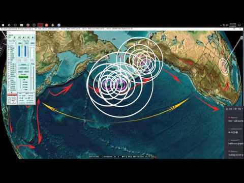 5/18/2017 -- Nightly Earthquake Update + Forecast -- India, New Zealand, Argentina hit as expected