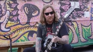 Power Trip Guitarist Overwhelmed When Presented With Gibson Les Paul at SXSW