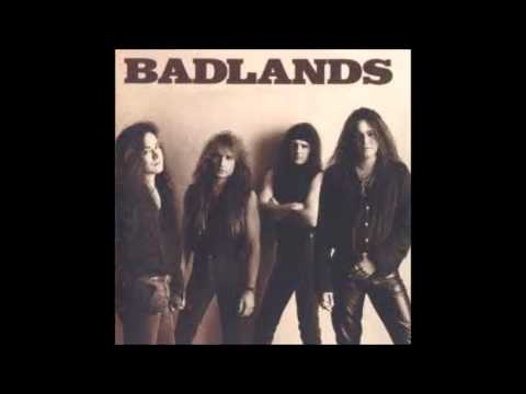 Badlands - Winter's Call (1989)
