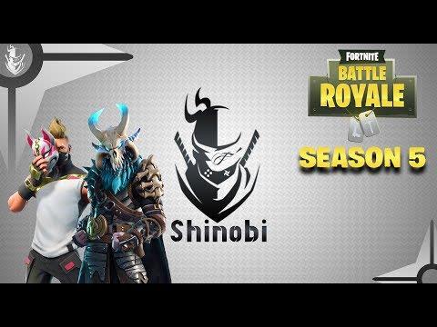 121# •SHINOBI • Fortnite Battle Royale - مع الشينوبين ) فورت نايت )