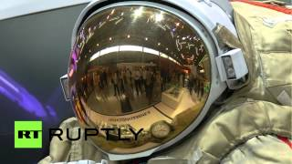 La combinaison spatiale la plus avancée a été créée en Russie