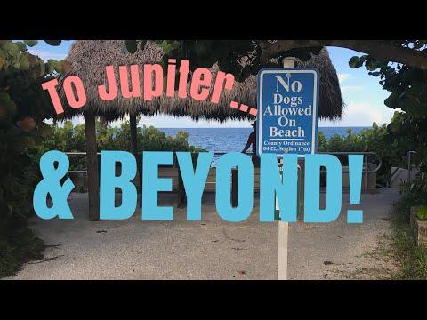 To Jupiter & BEYOND! J-Man Journeys South Beach Detecting