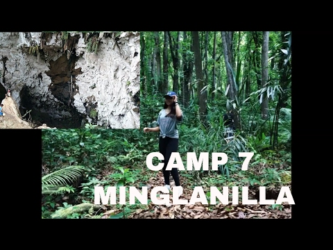 Find out what happened to me inside the cave - CAMP 7, MINGLANILLA