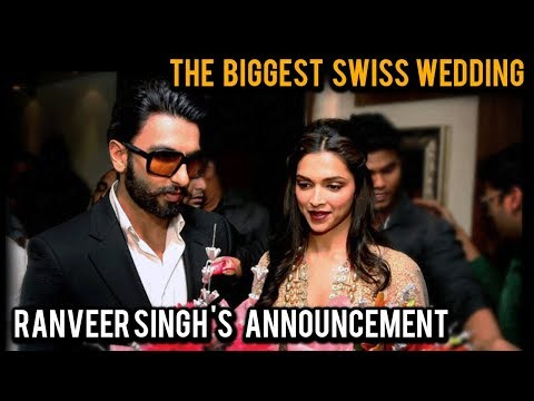 Ranveer Singh's SHOCKING REACTION On Marriage With Deepika Padukone