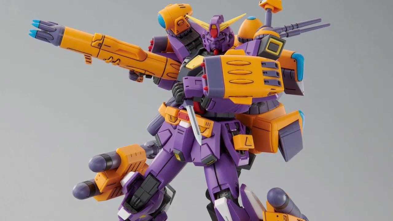 P-BANDAI MG 1//100 Gundam F90 Unit 2 Plastic Model Kit