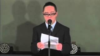 2013年「世界ダウン症の日」記念イベントでのJDSからのアピール1/4