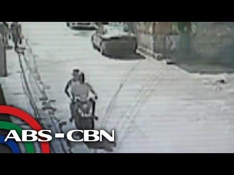 UKG: 2 pinagbabaril ng riding in tandem, huli sa cctv