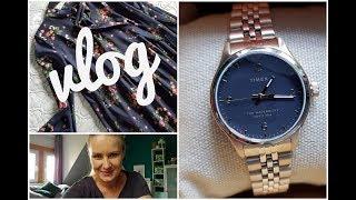 VLOG 12.09:Nowy zegarek i sukienka # Trendy na jesień 2018
