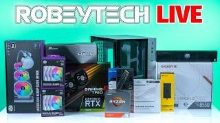 Black Friday Deals - Giveaways + $3400 Build in the Lian Li o11 (Ryzen 3900XT / MSI RTX 3080)