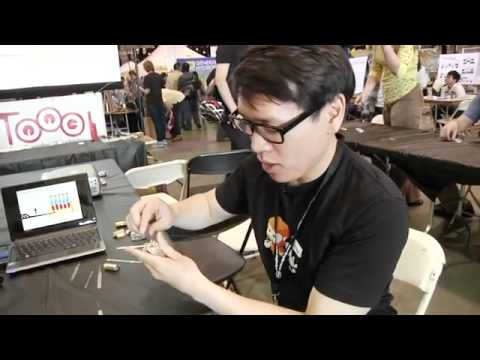 Maker Faire 2011: How To Pick a Lock